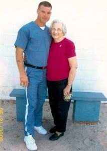 CG and Grandma