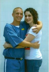 Chris Rabinette and Melanie