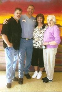 Clint Creach & Family